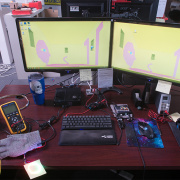 Desk of an Engineer: the Elias Edition