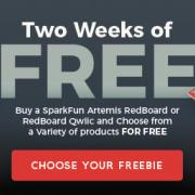 Two Weeks of Free: Week Two Sneak Peek