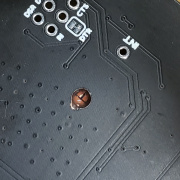 Buried Pad PCB Fixing