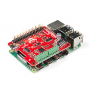 Raspberry Pi pHATs by SparkFun