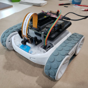 Jetson Nano-Powered Sphero RVR