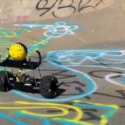 SixPotatoe: The Inverse Pendulum Robot