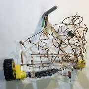 Circuit Sculptures as a New Hobby