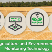 Precision Agriculture and Environmental Monitoring Technology