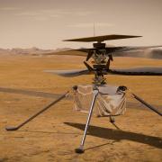 SparkFun's Mars Debut