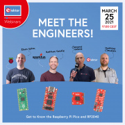 Meet the Engineers (Part 1): Get to Know the Raspberry Pi Pico and RP2040