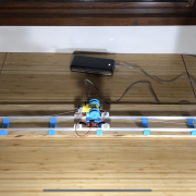 Tinkering with Linear Motion: How to build a MicroMod Rail Car