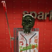 DIY Halloween Candy Launcher, Part 2