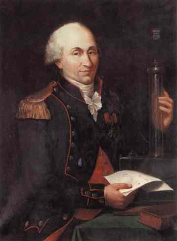 """Charles de coulomb"". Licensed under Public domain via Wikimedia Commons - http://commons.wikimedia.org/wiki/File:Charles_de_coulomb.jpg"