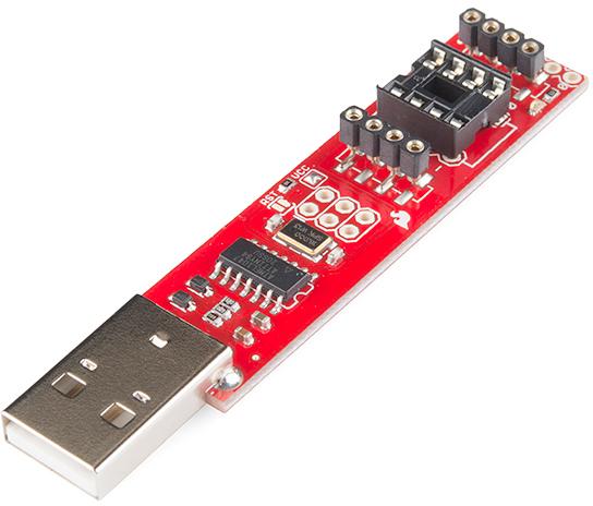 Tiny AVR Programmer ISO