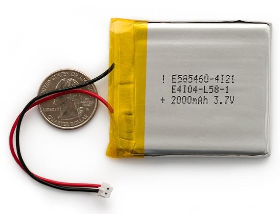 Battery Technologies Learn Sparkfun Com