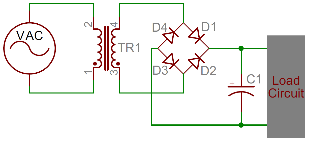 Capacitors Learnsparkfunrhlearnsparkfun: Electronics Schematic Symbol Filter At Gmaili.net