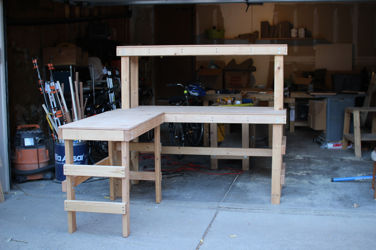 Alt textEnginursday  Adventures in Building My Own Workbench   News  . Free Plans Building Wood Workbench. Home Design Ideas