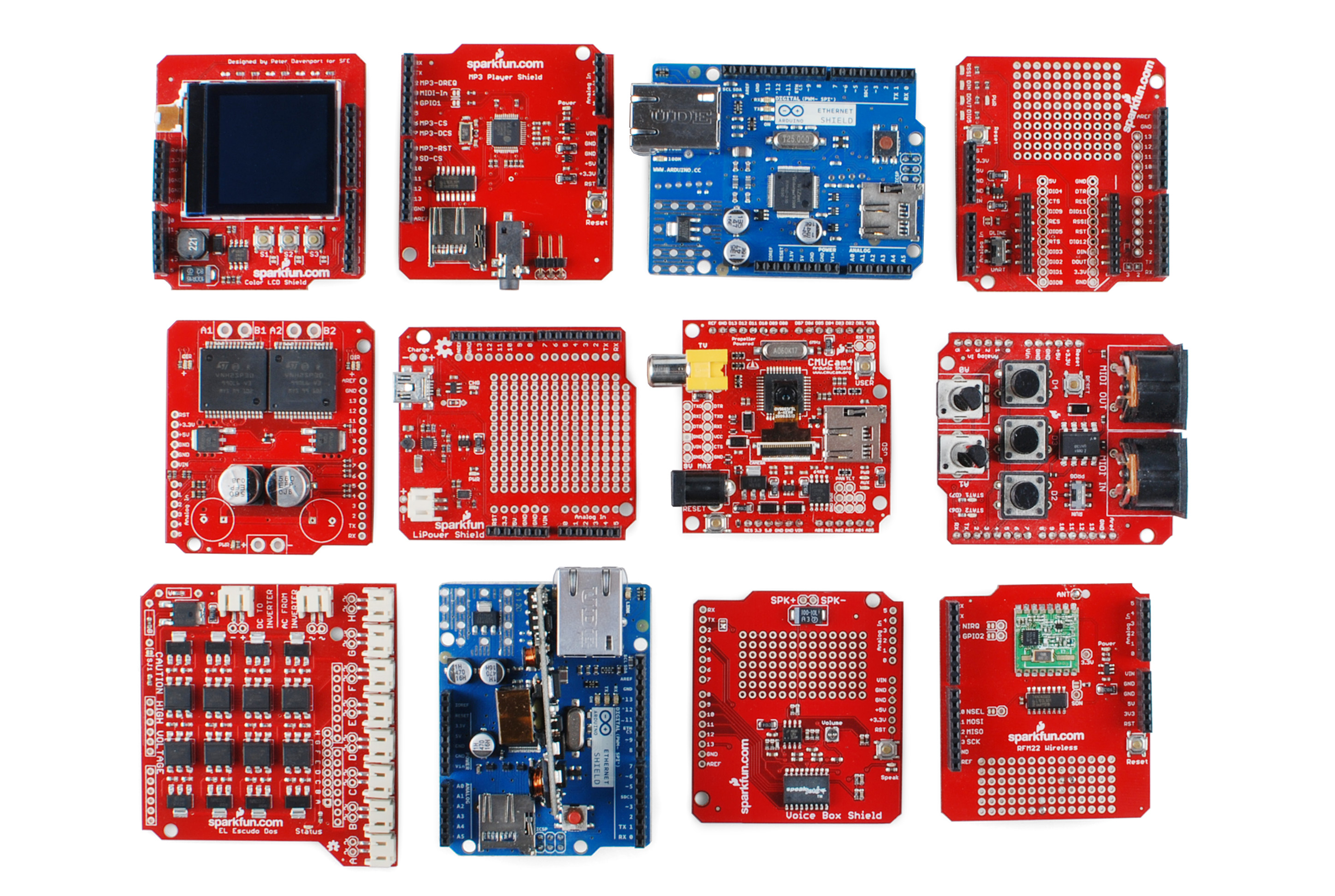 What Is An Arduino Learn Sparkfun Com