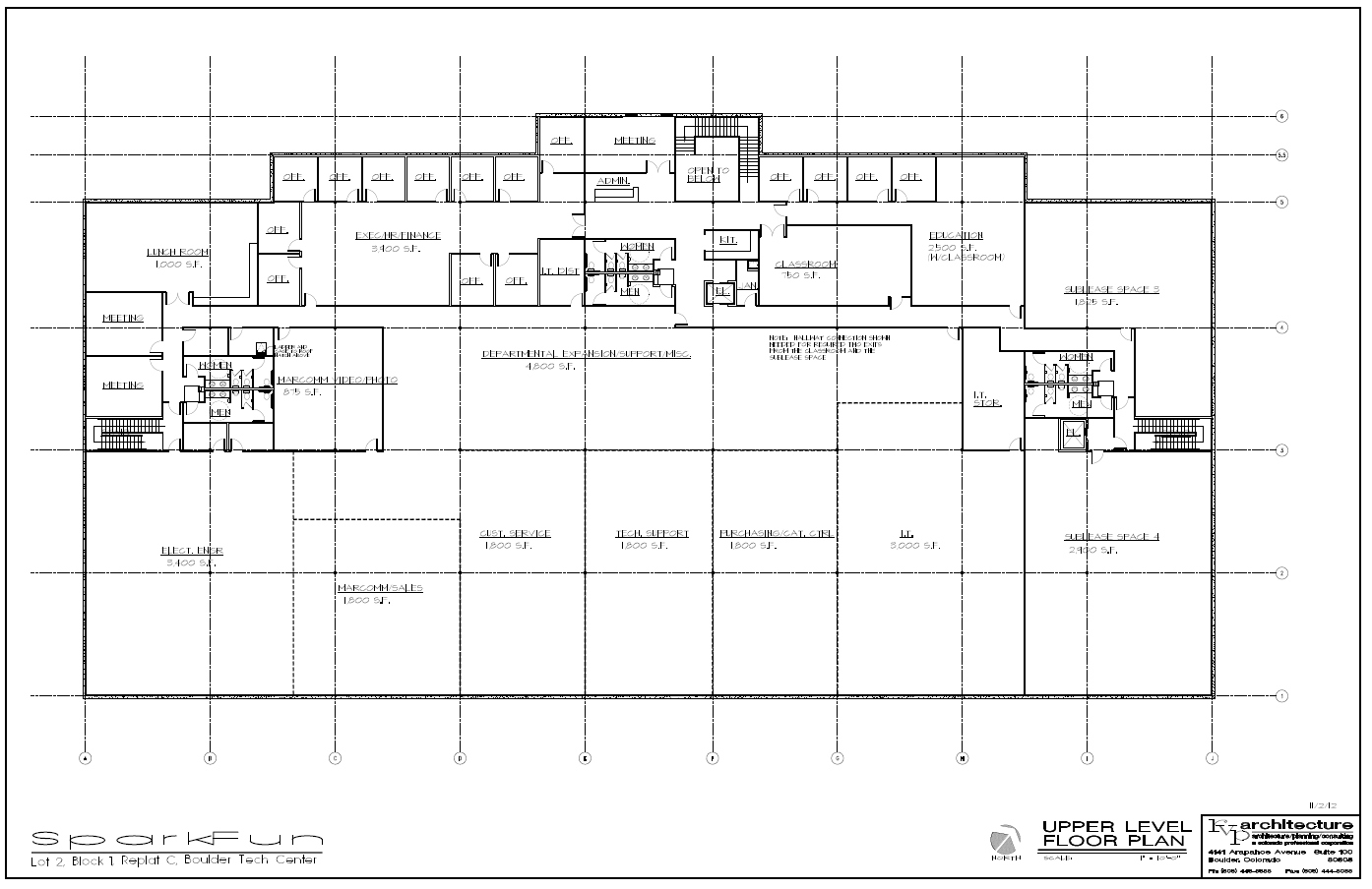 How to build a building news sparkfun electronics floor plans taking shape malvernweather Choice Image