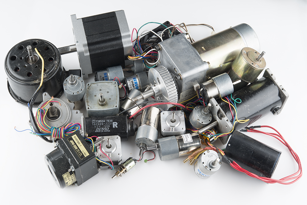Motors and Selecting the Right One - learn sparkfun com