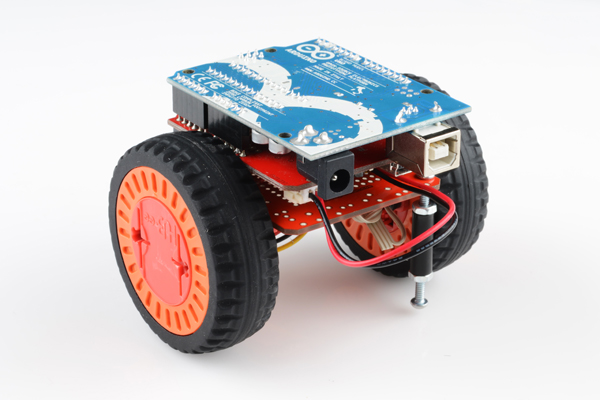 Building the HUB-ee Buggy - learn sparkfun com