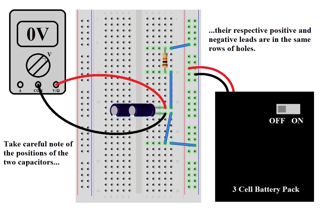 Series Capacitor Wiring - DIY Enthusiasts Wiring Diagrams •