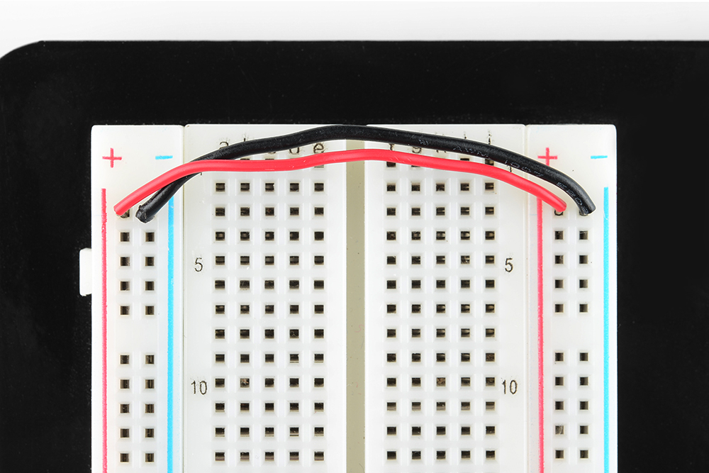 basic electronics breadboarding