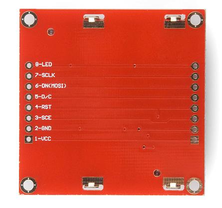nokia 5100 display