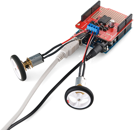 rotary encoder hookup Experiments in quadrature encoders quadrature encoders are regularly used in robotics to detect and measure movement of the vehicle's drive hookup is easy.