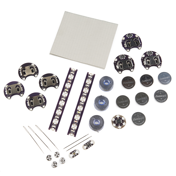 LilyPad Design Kit