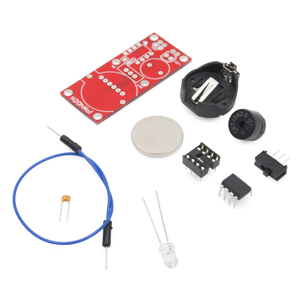 H2ohno High Low Voltage Cutoff With Delay Alarm Electronic Circuits Kit Parts