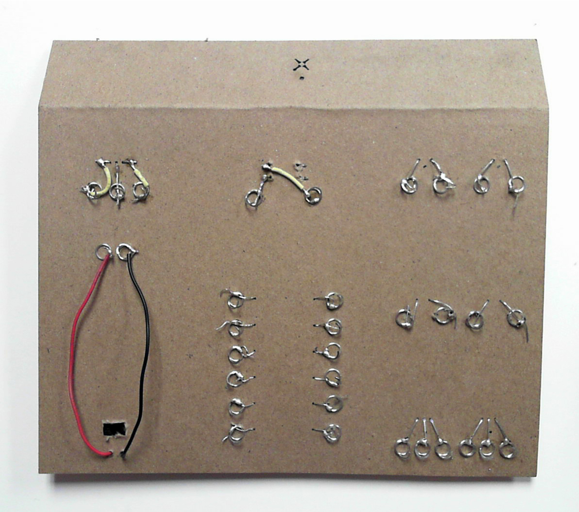 Recreating Classic Electronics Kits Making A Stripboard Circuit Building And Soldering Led Flasher Alt Text