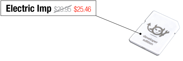 Electic Imp - Was $29.95, now $25.46