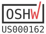 Open source hardware certification mark for SparkFun Artemis