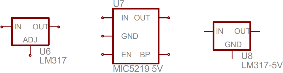 How to read a schematic learnsparkfun voltage regulator symbols ccuart Image collections