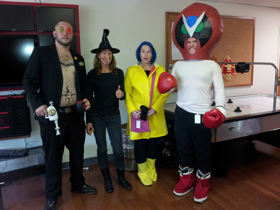 Halloween group 1