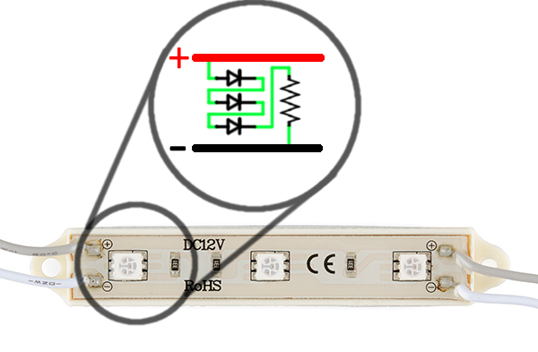 led strip wiring diagram 12v wiring diagram and hernes wiring to drive an rgb led strip share particle