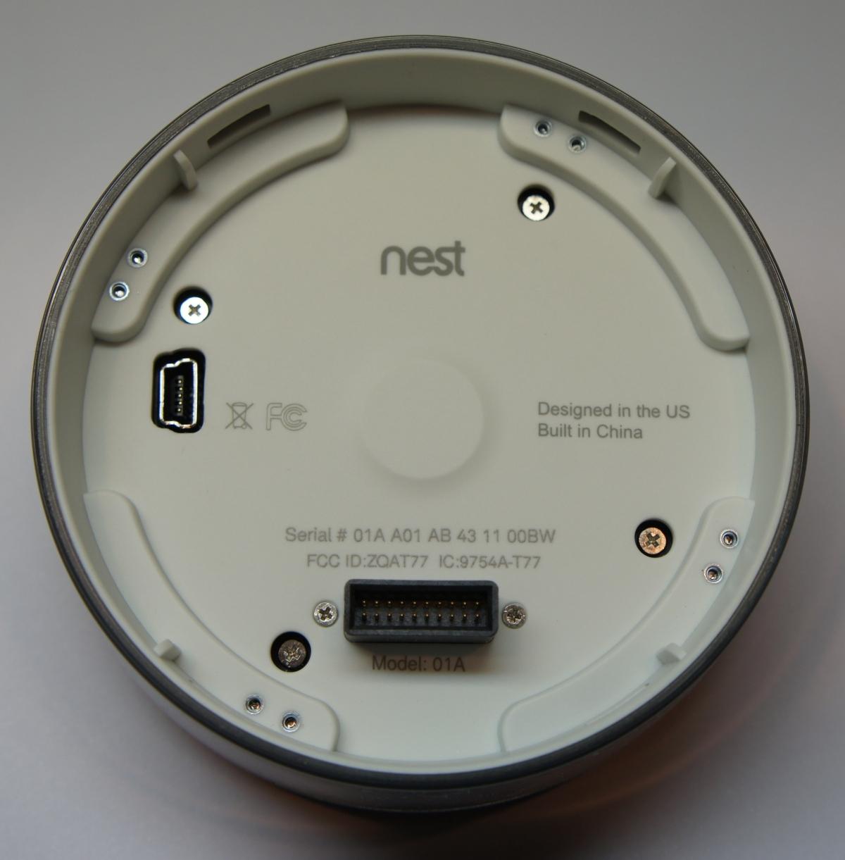 Nest Thermostat Teardown Learn Sparkfun Com