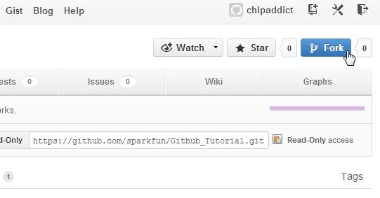 Using GitHub - learn sparkfun com