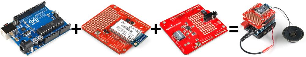 Arduino Shields - learn sparkfun com