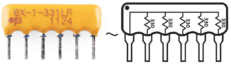 resistors learn sparkfun comPic Resistors Integratedcircuit Resistance #14
