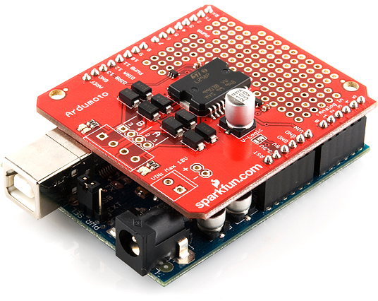 Motor Driver Shield For Arduino Uno Drivers
