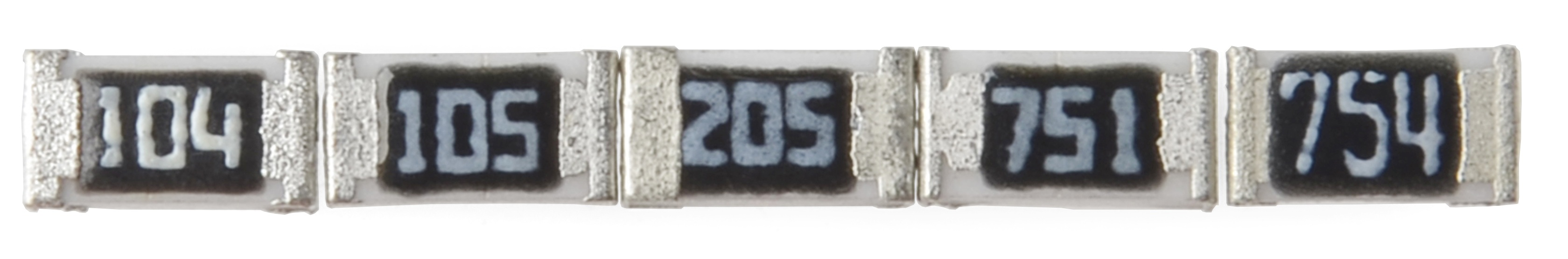 Resistors Are Typically Marked With An C On A Circuit Board Examples Of E 24 Smd