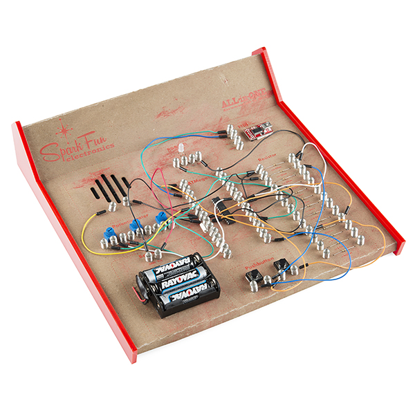 Recreating classic electronics kits learnsparkfun alt text solutioingenieria Image collections
