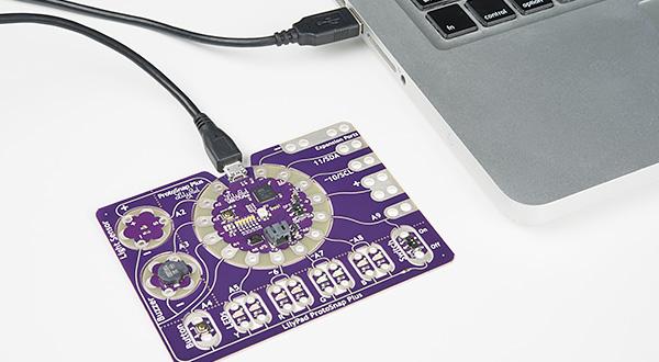 LilyPad ProtoSnap Plus