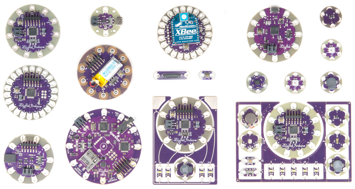 LilyPad Product Line