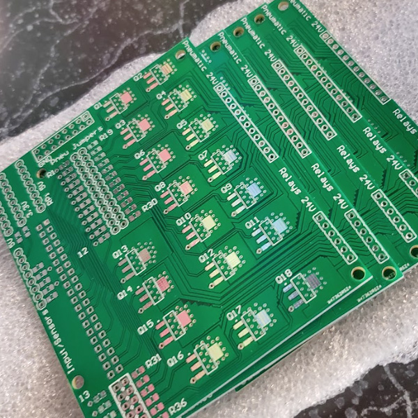 PCBs for Keg Washers
