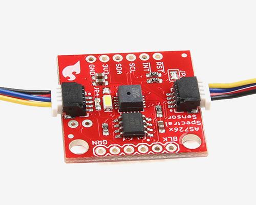Qwiic connected sensor