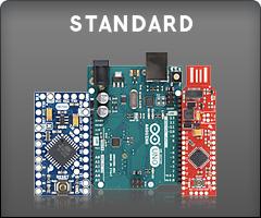 Standard Arduino Comparison Guide - SparkFun Electronics