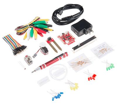 SparkFun IoT kit