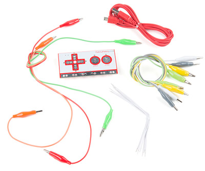 Makey Makey Classic Parts