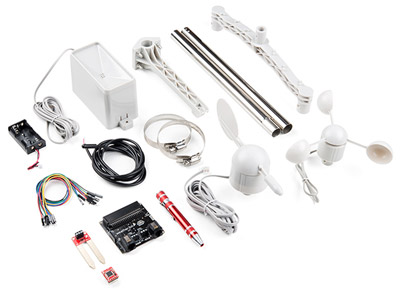 SparkFun weather kit