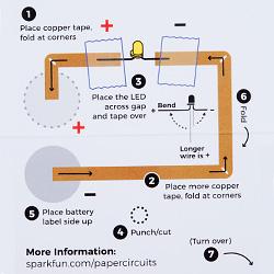 Paper Circuit Diagram