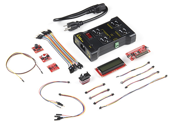 SparkFun Machine Learning at Home Kit